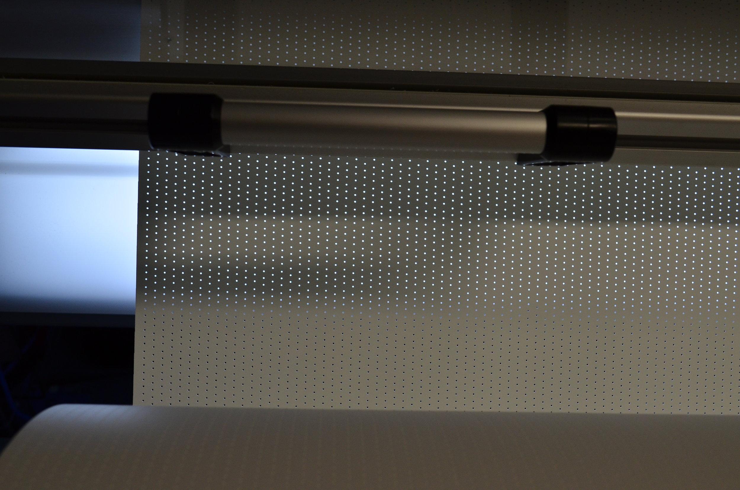 Harkness' 4K Digital Perforation Pattern.