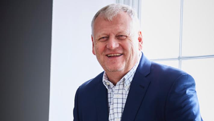 "Mark Ashcroft, Harkness Screens CEO and CEO Monthly's ""'2019 CEO if the Year for the UK'."