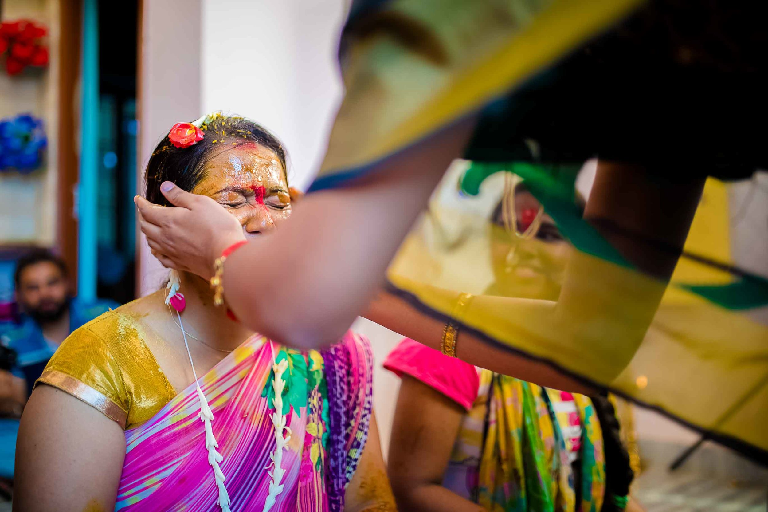 Pixel-Chronicles-Alekhya-Chaitanya-Nellore-Candid-Wedding-Haldi-Ceremony-3.jpg
