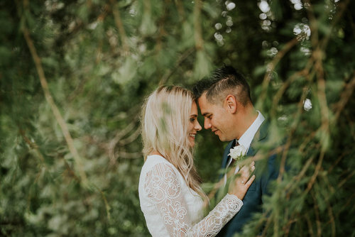 JARROD & LIZZIE - AUCKLAND WEDDING