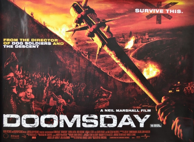 Doomsday 2008 Contains Moderate Peril