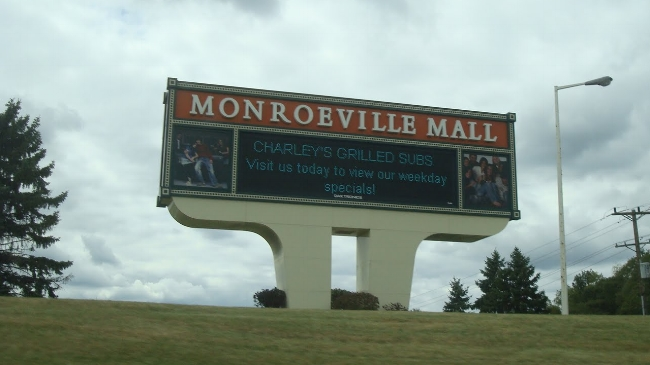 02-Monroeville Mall Dawn of the Dead Sign.JPG