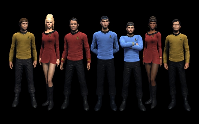 Rare TOS Bridge Officers.jpg