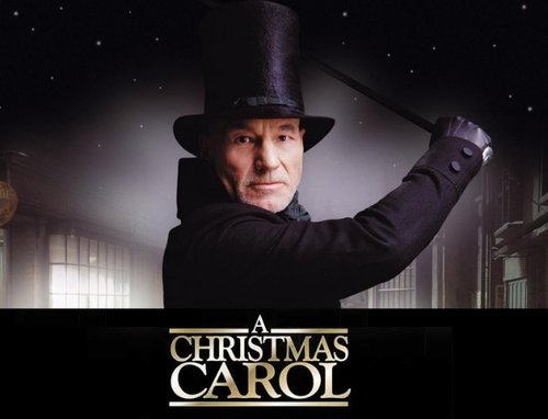 A Christmas Carol Patrick Stewart.A Christmas Carol 1999 Contains Moderate Peril