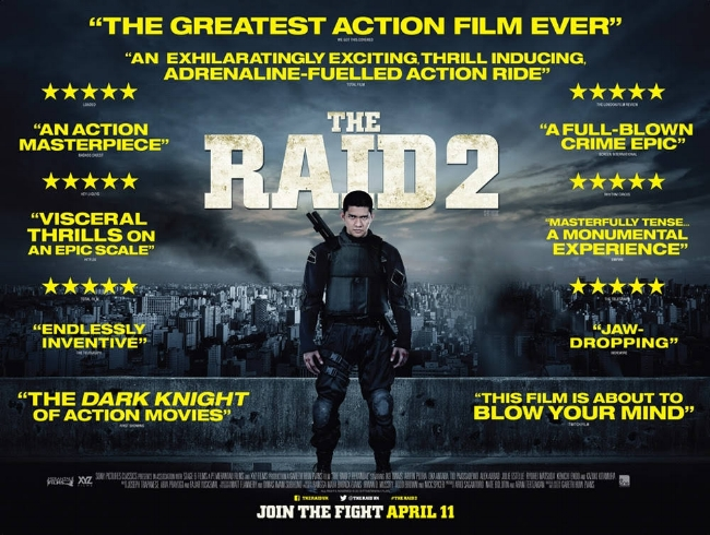 The Raid 2 UK Quad Poster.jpg