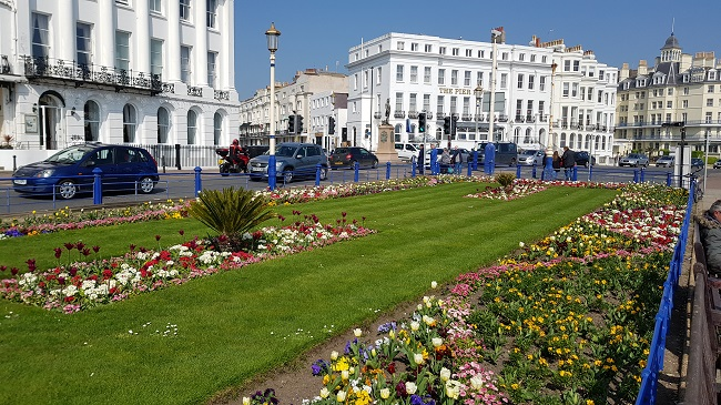 Grand Parade, Eastbourne