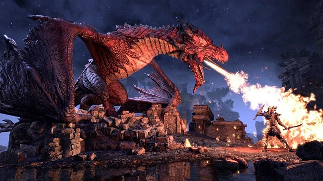 Elder Scrolls Online — Blog — Contains Moderate Peril