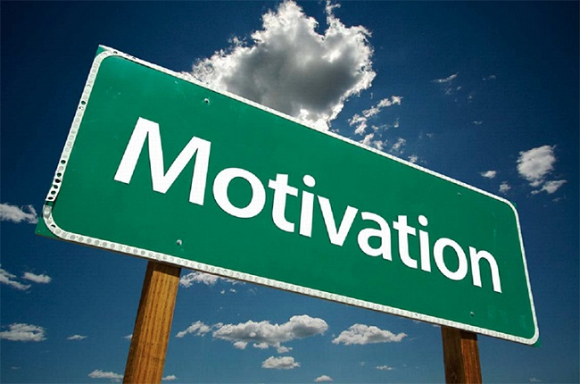 Motivation is a psychological concept and not an actual location