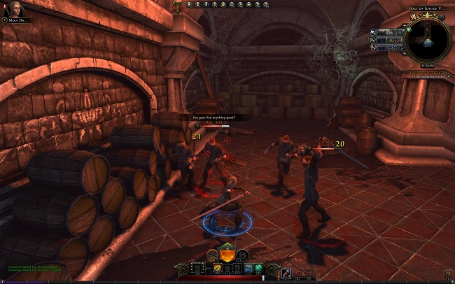 Neverwinter Beta. March 2013
