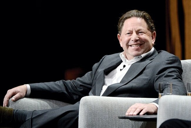 Bobby Kotick. Personally worth about $1 Billion plus