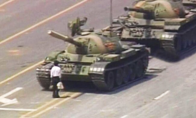 The fate of Tank Man remains unknown to this day