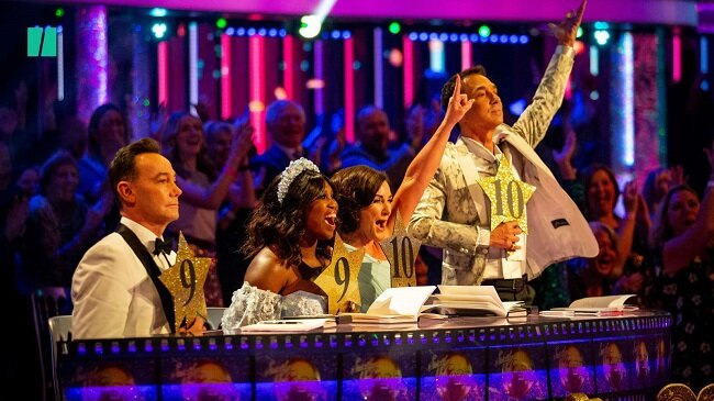 Strictly 2019 Judges Week 4.jpg