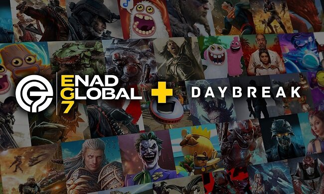 LOTRO, Daybreak Game Company and Enad Global 7