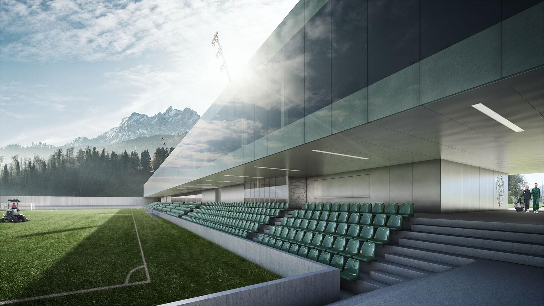 Sportzentrum Kleinfeld