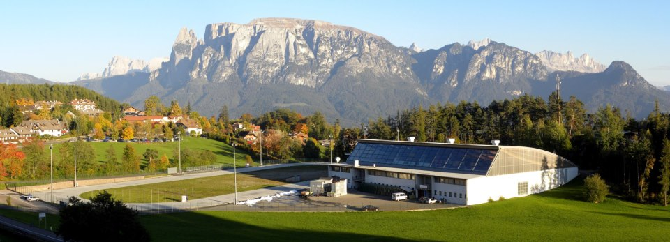 Arena Ritten - the host of this weekends Arena Cup.