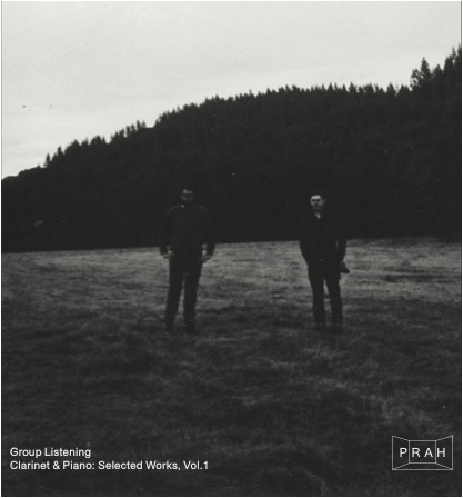 Group Listening Clarinet & Piano: Selected Works Vol.1