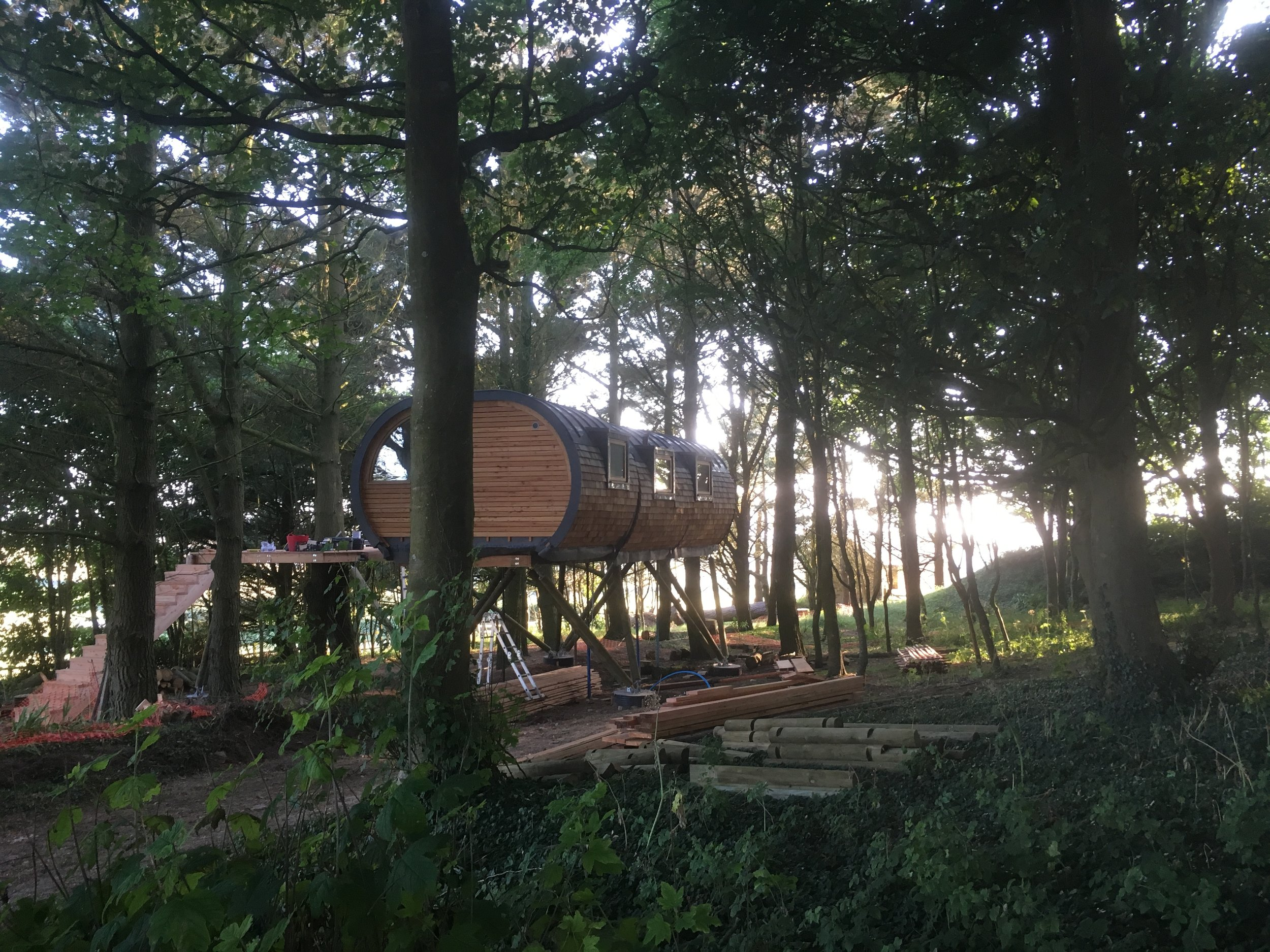 The Loft tree house.JPG