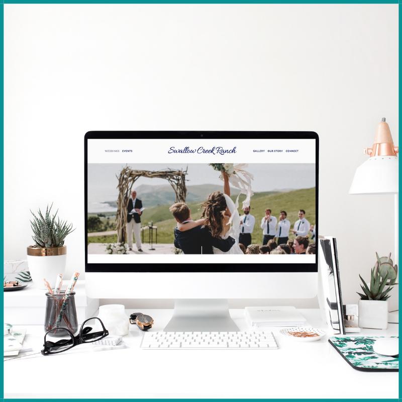 WEBSITE DESIGN | SATURDAY MORNING STUDIO
