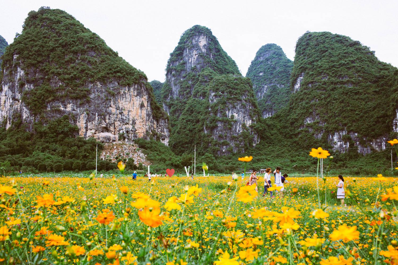L O V E in Yangshuo