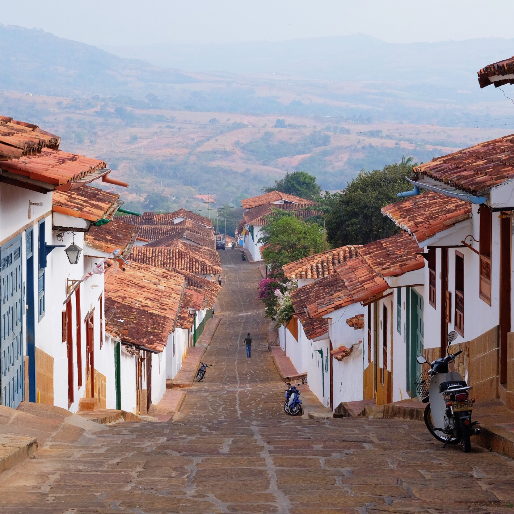 Barichara , one of my favorite places here in Colombia.