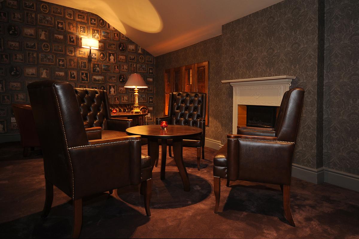 Inside the Penthouse Room Ballsbridge