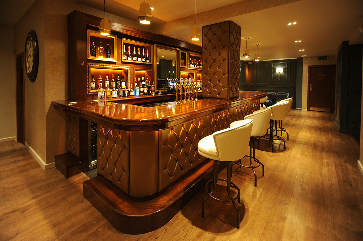 The Bar At The Penthouse Room Ballsbridge