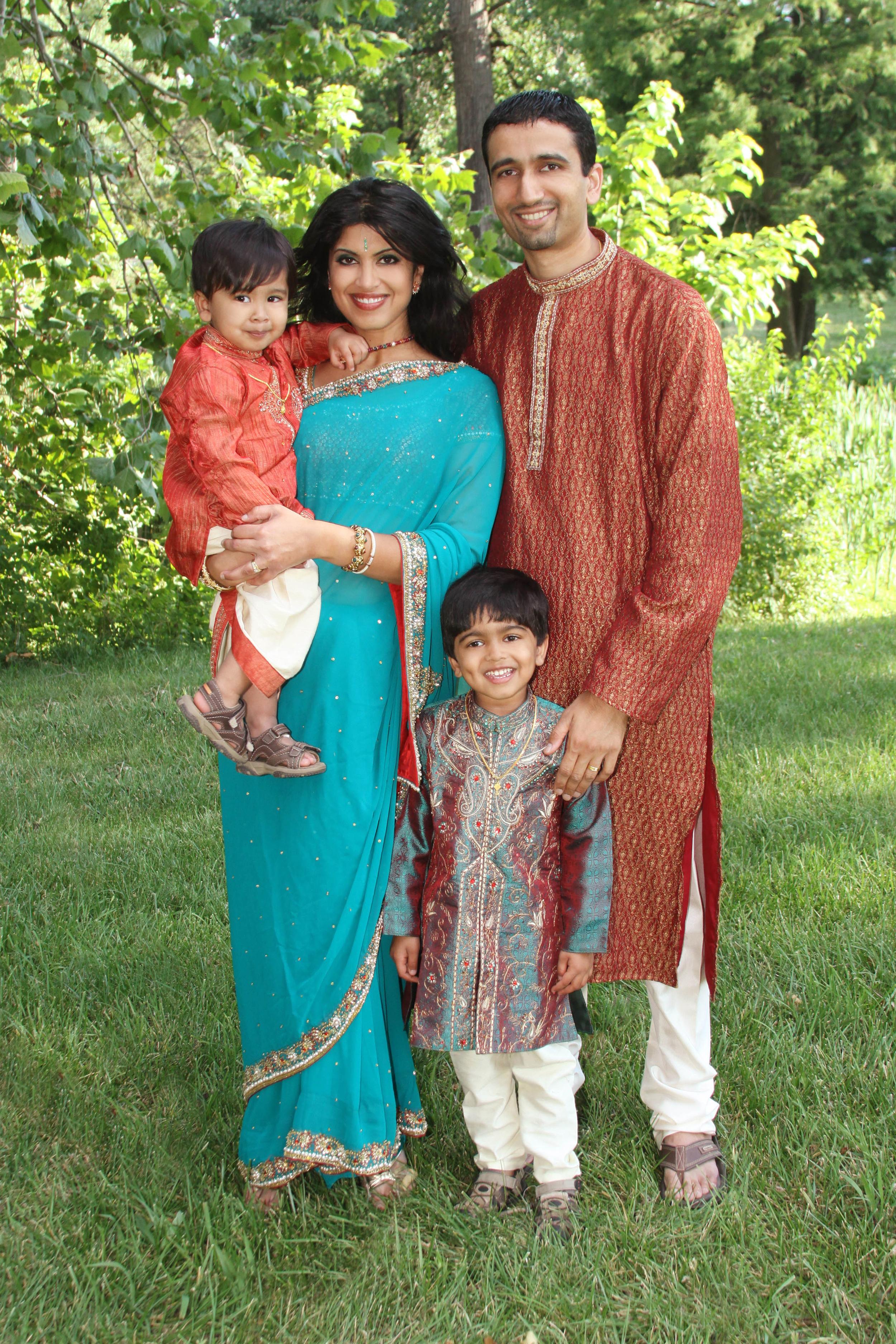 Family Portrait Formal
