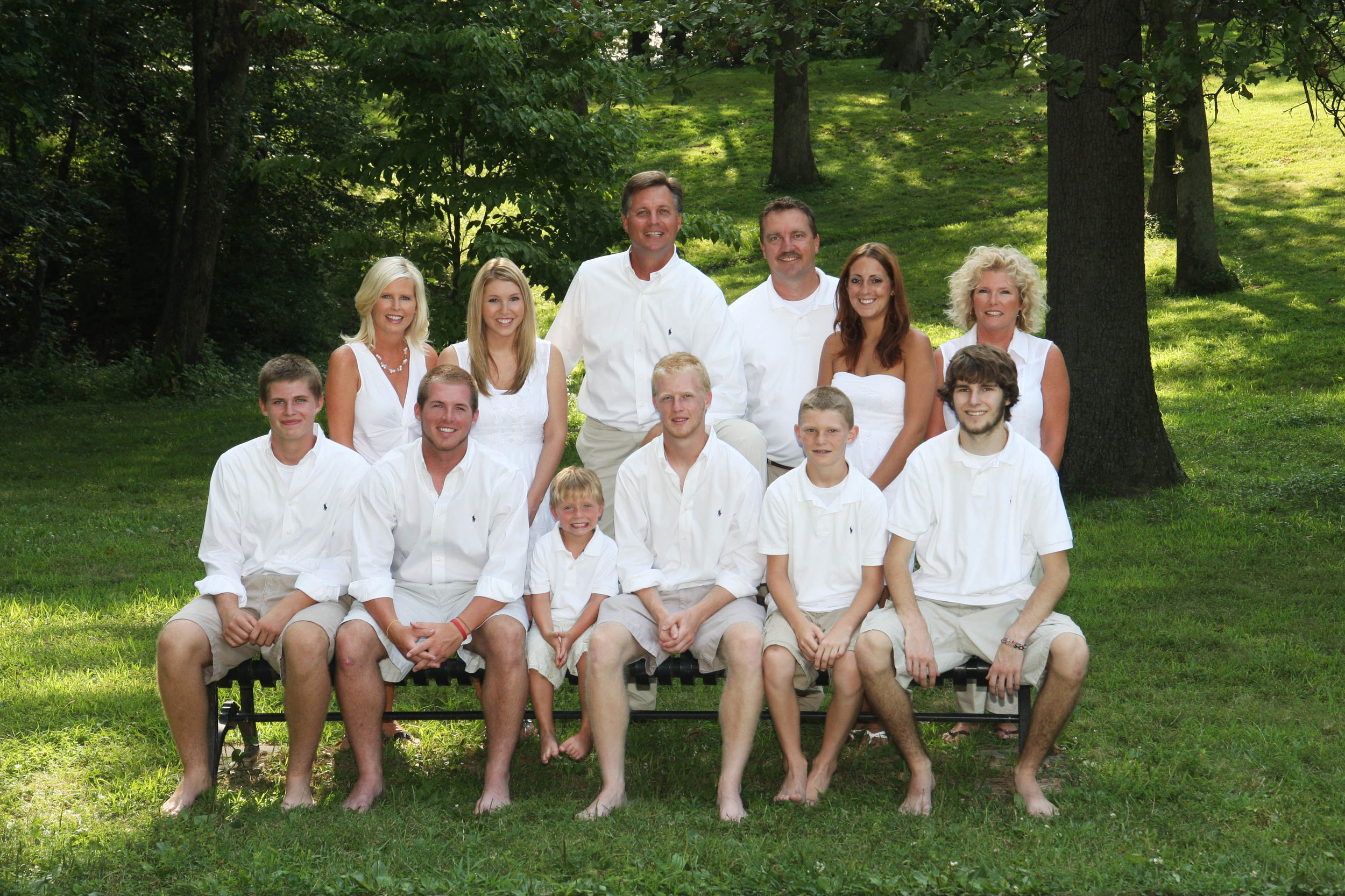 Family Portrait Formal