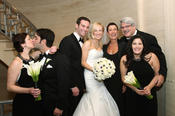 Family Wedding Formal
