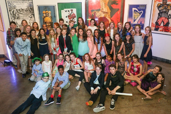 Mitzvah Group Photo