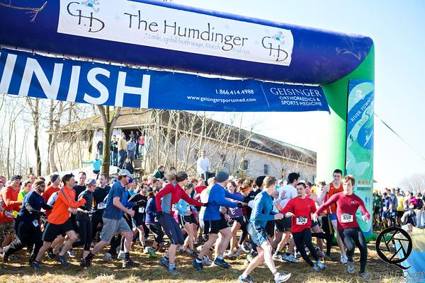 Humdinger Run Crossfire start!