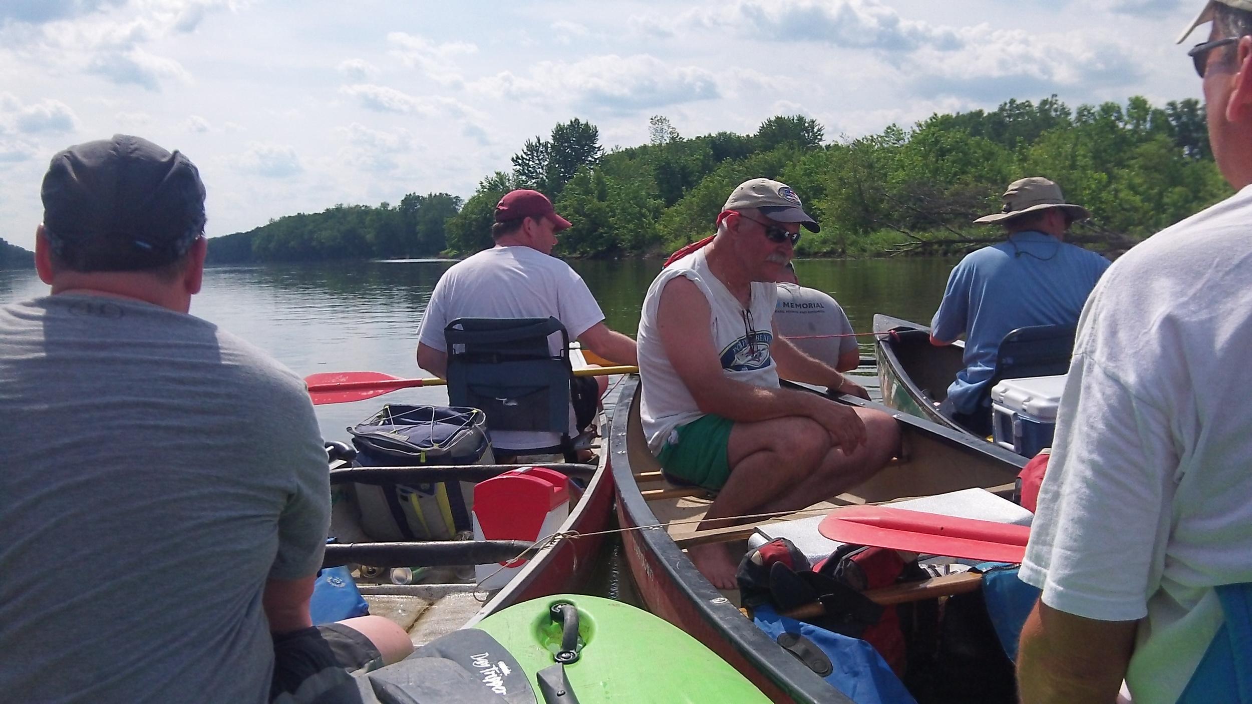 Saturday 2012 - the flotilla