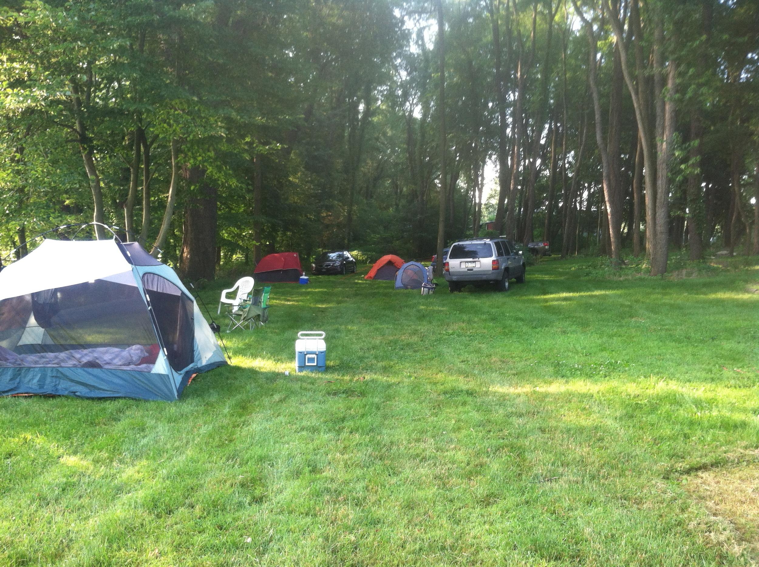 2013 - Car camping - Friday