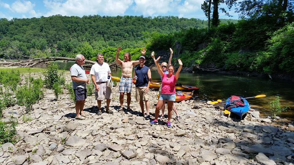 2014 - Roaring Creek