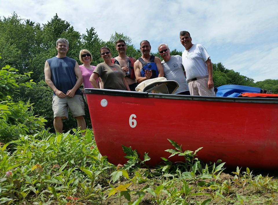 2014 - Saturday paddle