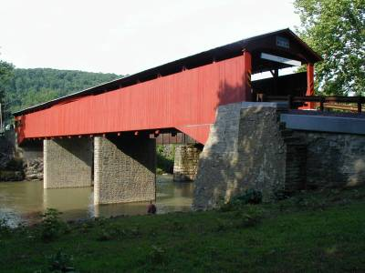 Rupert bridge