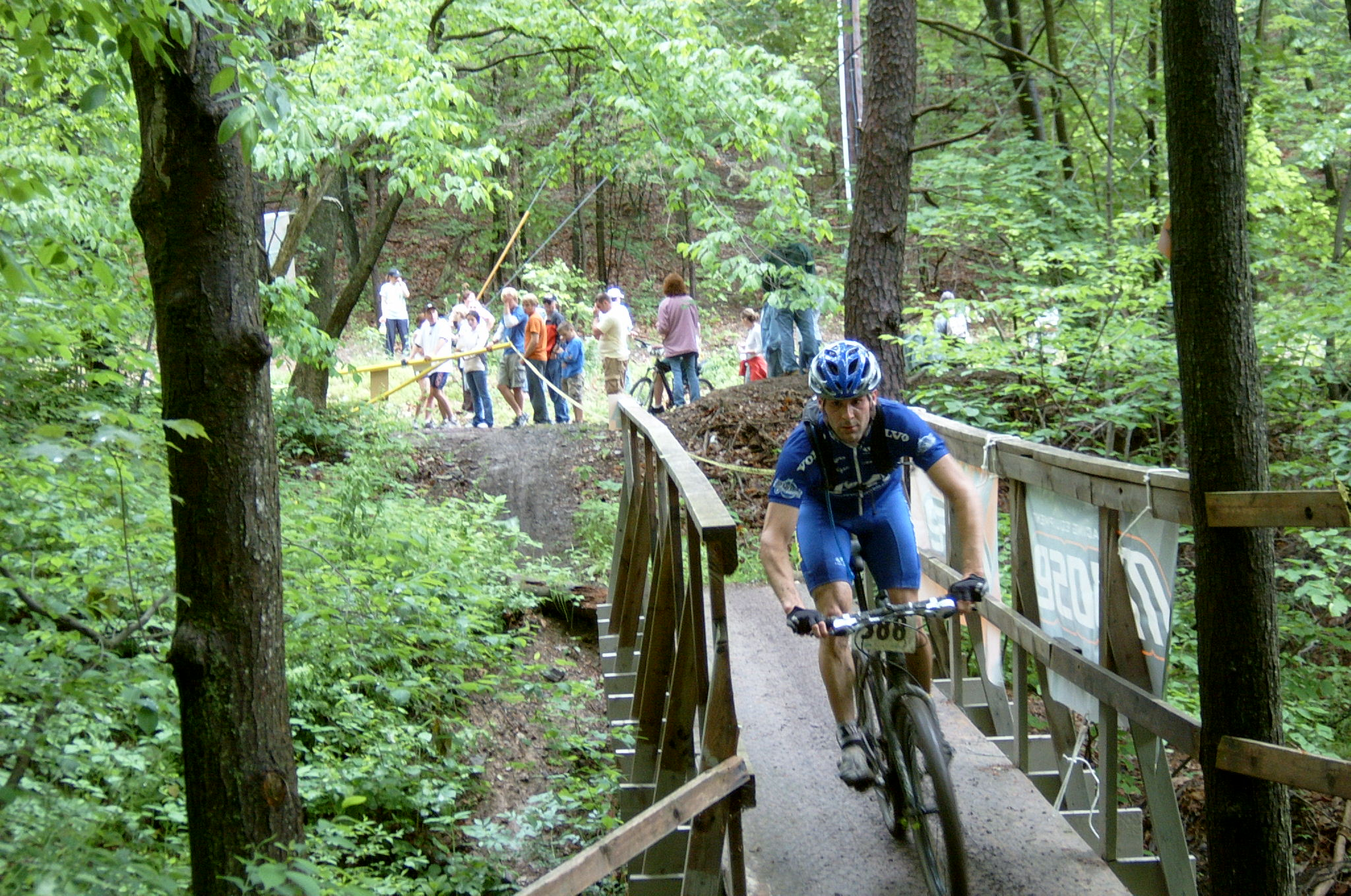 Tour de Tykes Mountain Bike Race