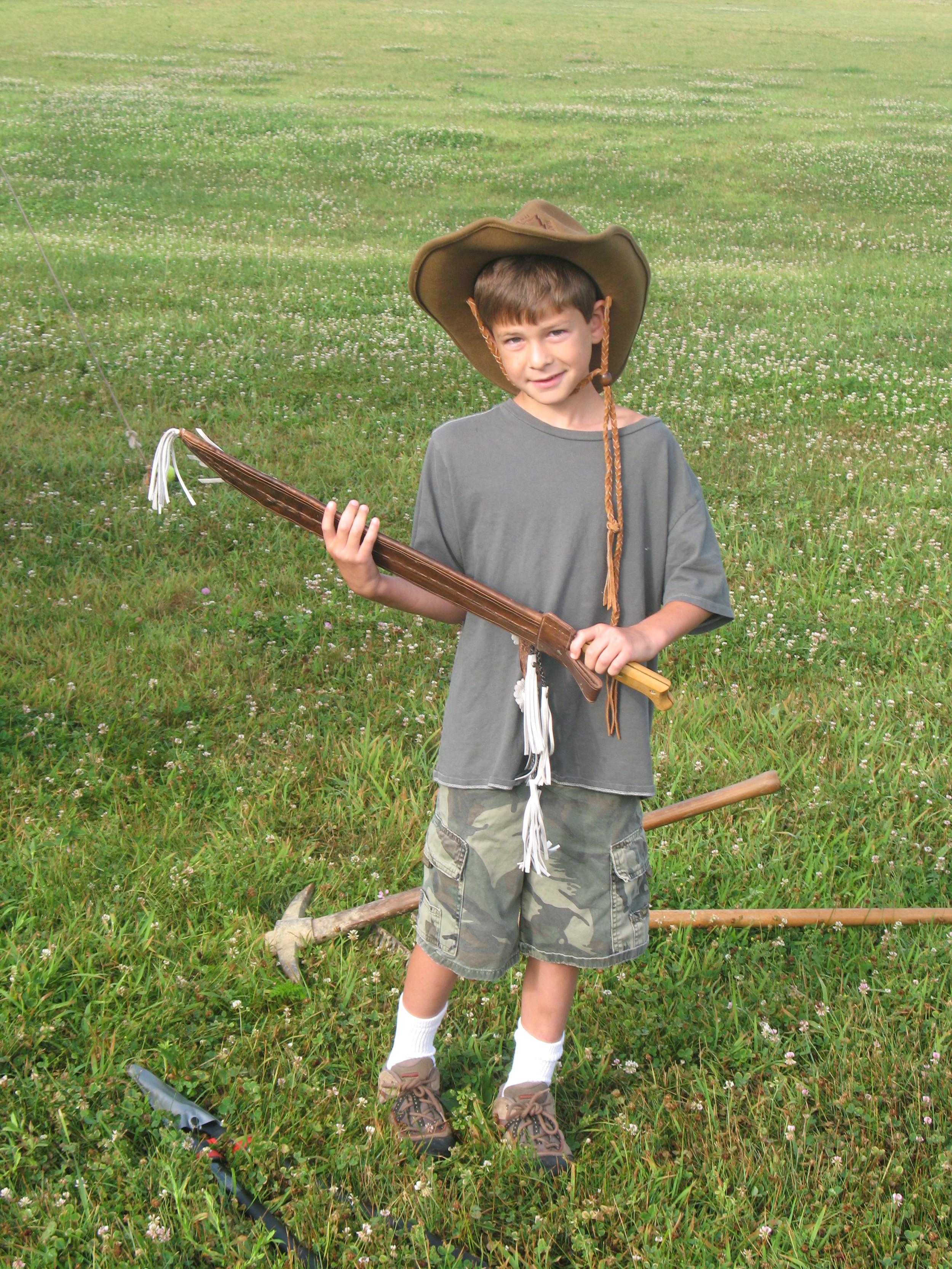 Pre-child labor laws
