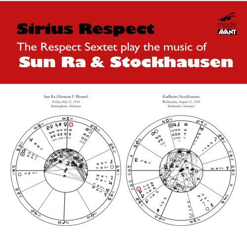 Sirius Respect: The Respect Sextet play the music of Sun Ra & Stockhausen (2009)