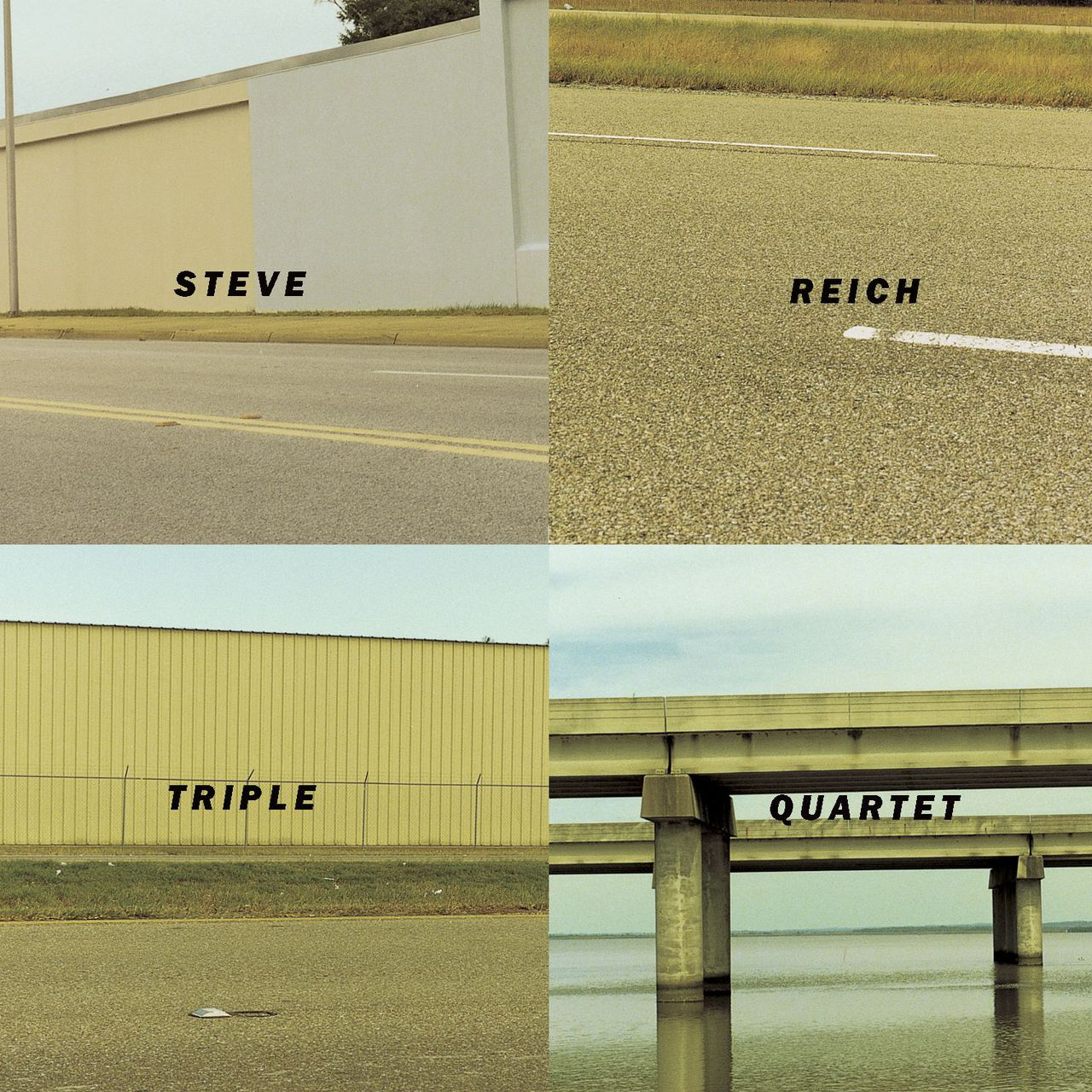 Triple Quartet (Steve Reich, 2001)