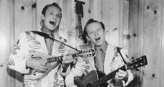 Ira and Charlie Louvin