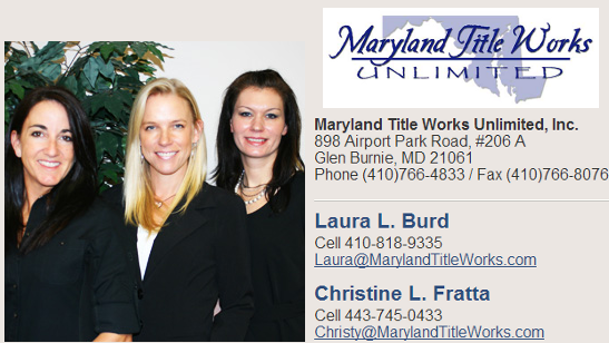Maryland Title Works Unlimited