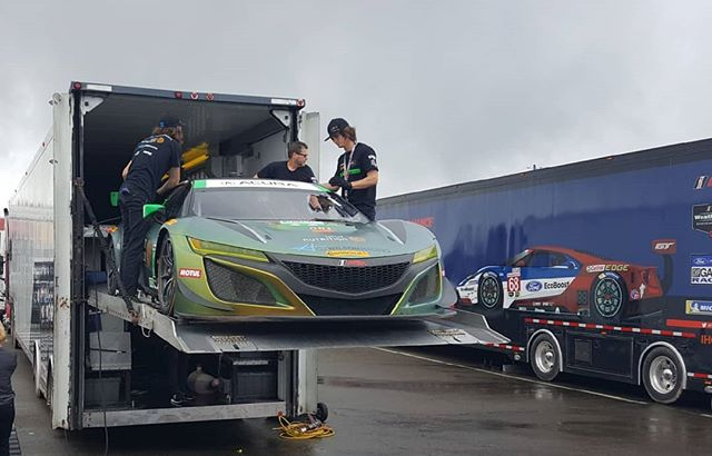 Load in day at The Glen. Race 2 of the season for the @unitnutritionco ONE Capital @acura NSX GT3. This weekend we are enormously proud to be working with Operation Motorsports an organization who's aim is to excite, engage and empower ill and injured service members and disabled veterans through motorsport activities. Sergeant Timothy Bernard, a Computer Detector System Repair (94F) based out of Fort Drum, NY will be taking over our Instagram feed this weekend.