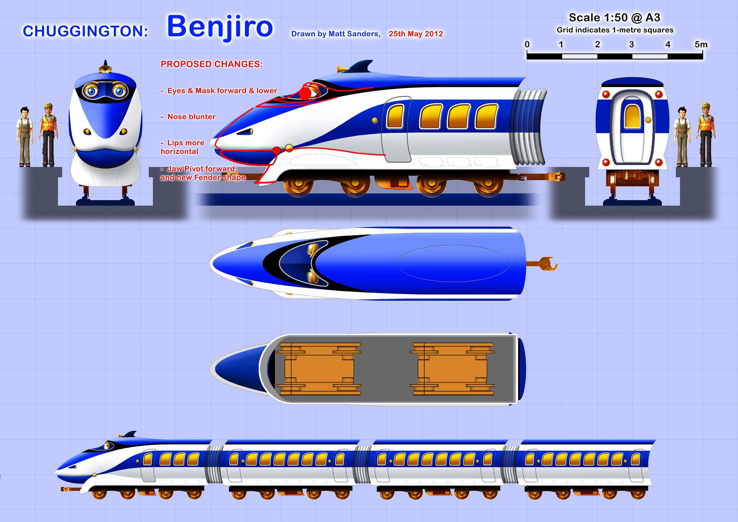 Benjiro 25th May.jpg