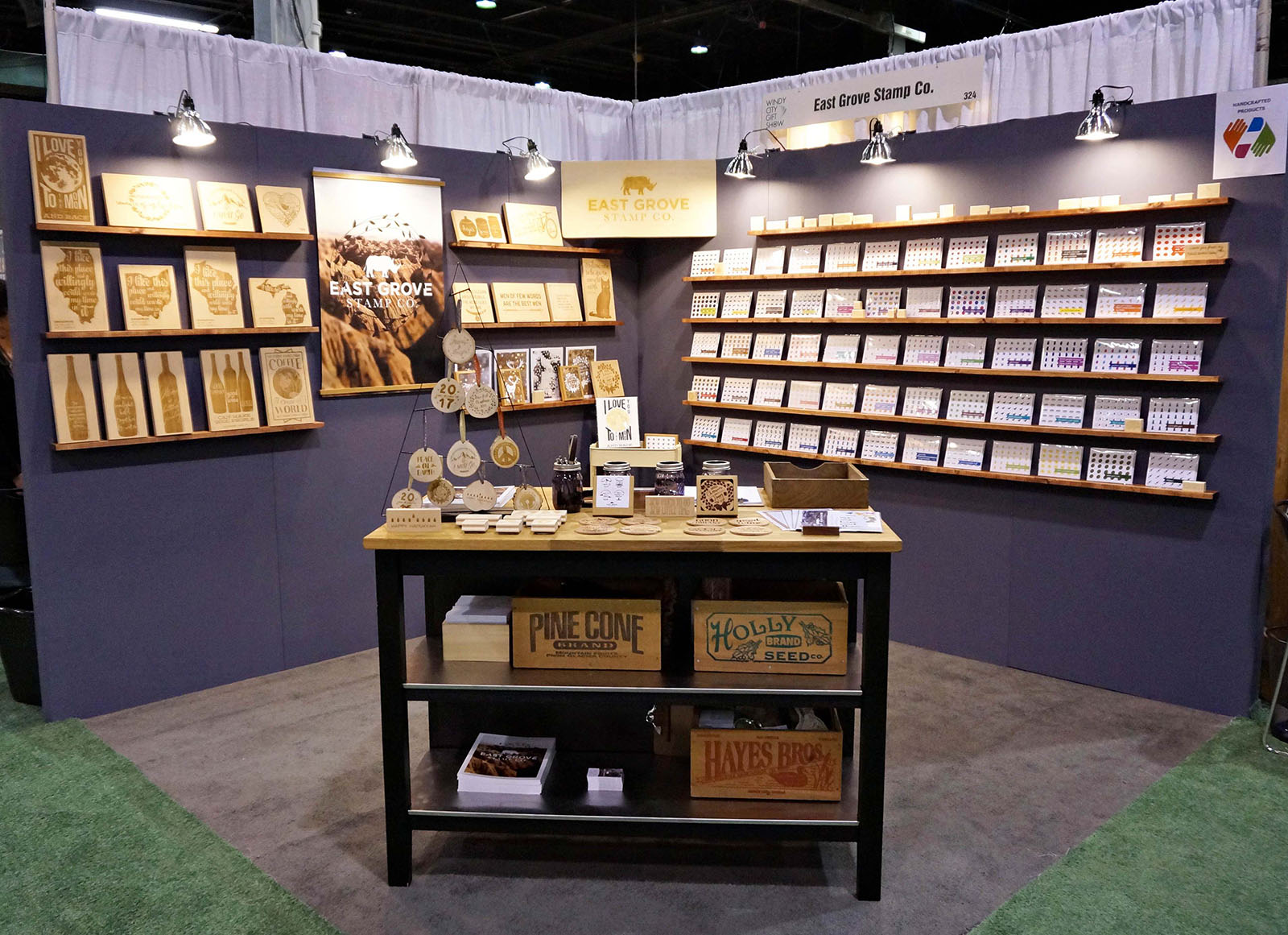 2016: Windy City Gift Show: Winter