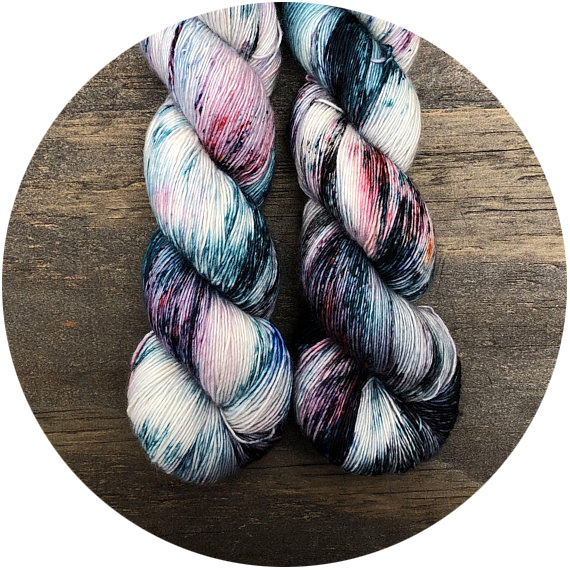 Old Soul Fiber Co.  – if Mom's a knitter, a couple beautiful skeins of yarn become a gift that keeps on giving. Old Soul Fiber Co. hand dyes their own yarn in upstate South Carolina.