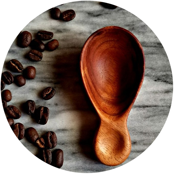 Polders Old World Market  – the epitome of family, every piece of Dreamware is handcarved by a member of the Polder family. In addition to hand carved spoons of all shapes/sizes, they also curate handmade and vintage goods.