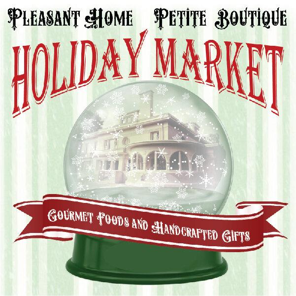 Pleasant Home Petite Boutique / November 8-9 / Oak Park, Illinois