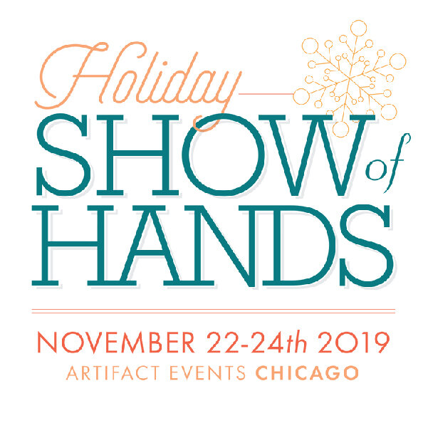 Show of Hands Holiday / November 22-24 / Chicago, Illinois