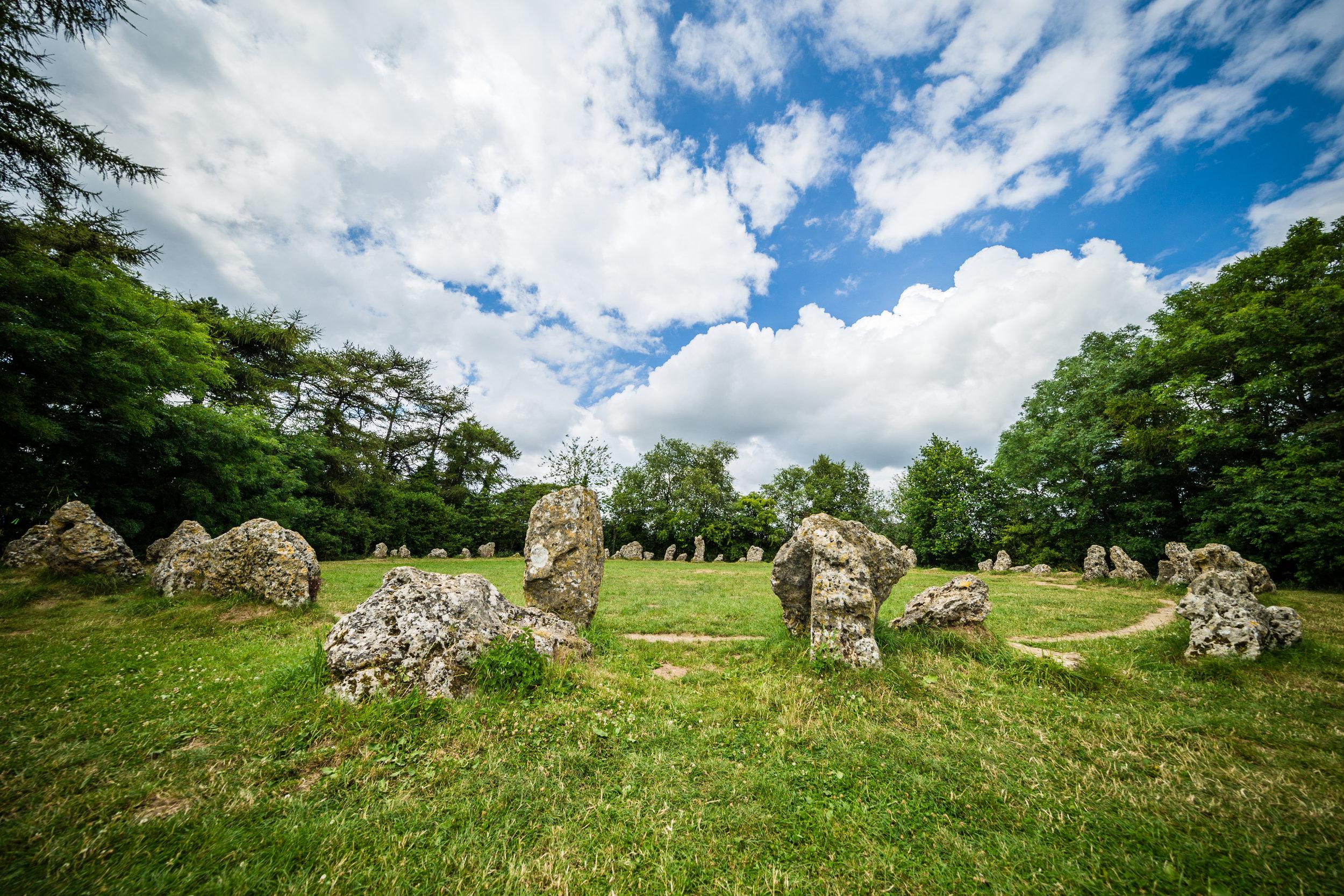 Rollright Stones, Oxfordshire ©Jennifer Bailey